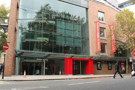 Sadler's Wells reopens for events after £7.3m refurbishment