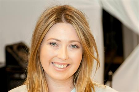 Sarah Robinson is one of four new joiners at drp
