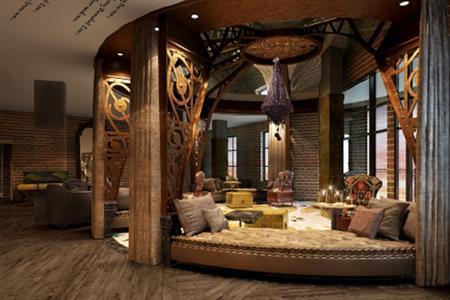 Savannah Lobby Rotunda rendering (Photo: Business Wire)