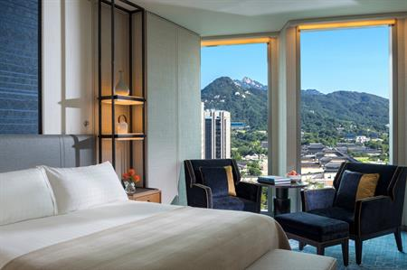 Four Seasons Hotel Seoul, South Korea