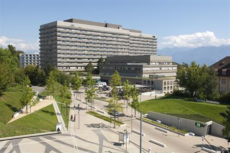 The University Hospital Campus of the Swiss Cancer Centre Lausanne