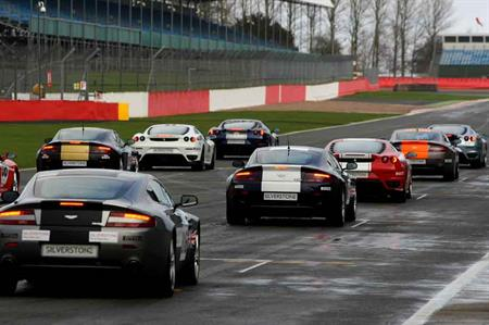 In Pictures: Silverstone Agents Weekend