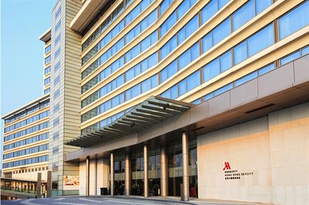 Five reasons to consider Hong Kong SkyCity Marriott