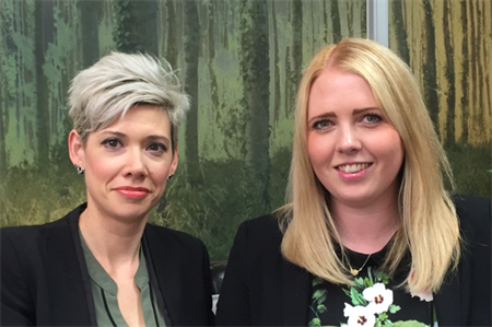 Natalie Duffy and Stacey Close have recently joined In2Events