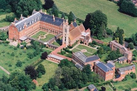 Stanbrook Abbey has opened after a large renovation project