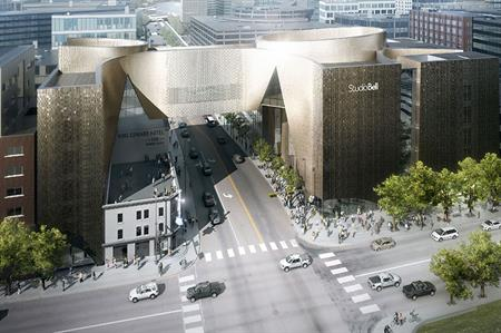 Calgary's £132m Studio Bell to open for events in July