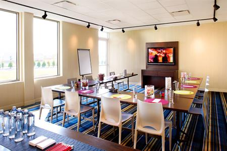 Meetings space at Aloft Downtown Manhattan - Financial District