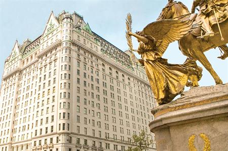The Plaza, New York, a Fairmont-managed hotel