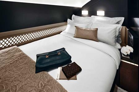 Etihad Airways chooses Heathrow for first Superjumbo flight