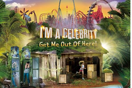 Thorpe Park Resort to launch new I'm a Celebrity... teambuilding experience