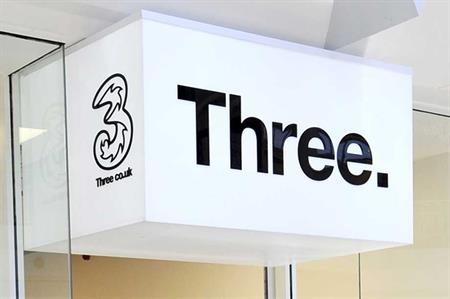 Three appoints Brand & Deliver