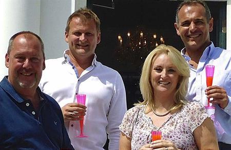 Touch Associates' founding directors
