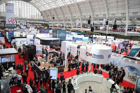 The Business Travel Show at Olympia London