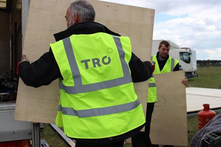 TRO hires 20 new event operators