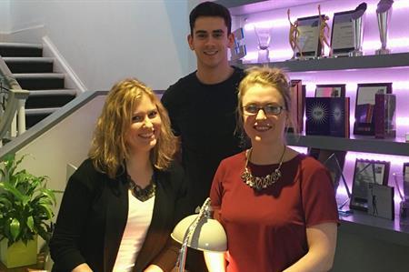 TRO has taken on three new staff members