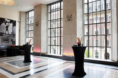Viridian Nutrition chooses RIBA Venues for conference