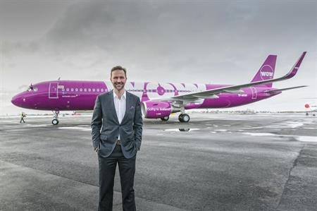Wow Air launches Edinburgh to Reyjkavik flights