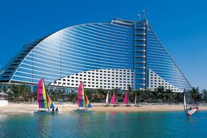 Dubai's beach offer versus city chic