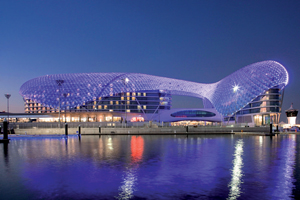 Abu Dhabi: 5 new venues for events