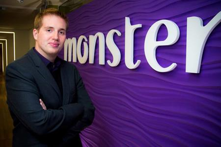 Richard Hebbron uses events to drive the Monster brand in the industry