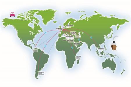 Future Frontiers: Destination Survey