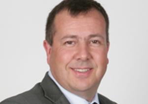 Nestle Professional marketing director Martin Lines