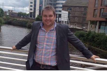 James Ragan joins Logistik as business development director