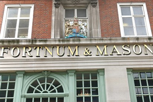 Fortnum & Mason held its annual showcase at six UK venues