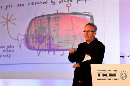 IBM and George P Johnson won Sustainable Event Solution