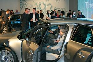 Saab holds UK showcase in Farnborough