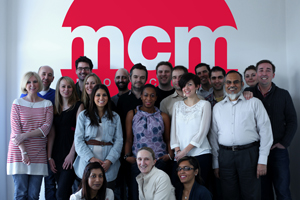 Marks & Spencer and Coca-Cola boost MCM Productions