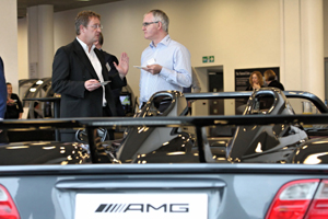 Kent and Surrey host events for GFK, Aveva and Wilkins Kennedy