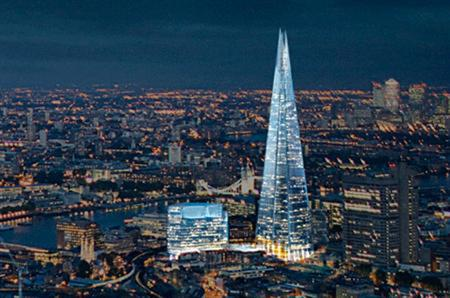 Oblix to open at The Shard