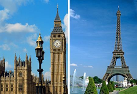 London vs Paris: team-building in London vs Parisian incentives