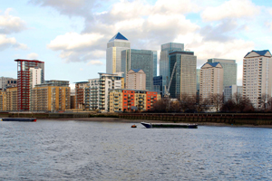 Corporates choose London City and Docklands for events
