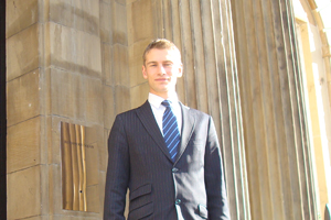 Glasgow: day in the life of Blythswood Square's head of events