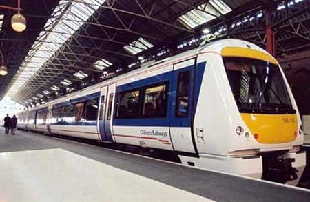 Chiltern Railways won C&IT Excellence Awards 2012 teambuilding solution category