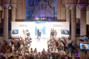 L'Oreal tours UK to showcase hair trends