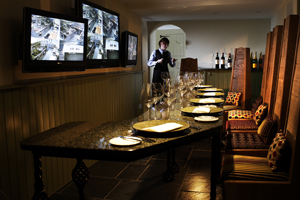 Lewtrenchard Manor offers 'The Purple Carrot' package