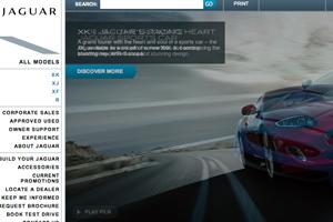 Jaguar appoints River Marketing for sales incentive
