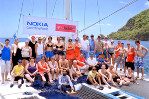 T Mobile and Nokia run St Lucia incentive