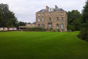 Royal Botanic Garden Edinburgh plans pop-up Christmas venue