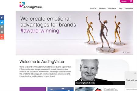 Top 50 Agencies 2016: AddingValue
