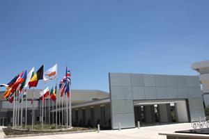 Nicosia International Conference Centre, Cyprus