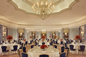 The Dorchester hotel ballroom, London