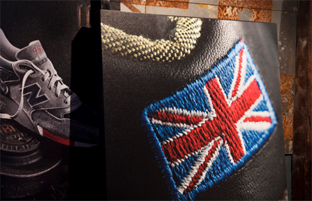 New Balance welcomed guests to a hospitality experience during the London 2012 Olympic Games