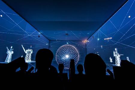 BP Technology Experience, Royal Opera House