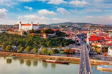 Sponsored Destination of the Week: Bratislava