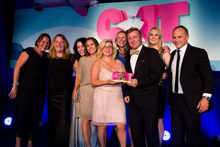 C&IT Awards winners: Fashion, Clothing & Footwear Event of the Year