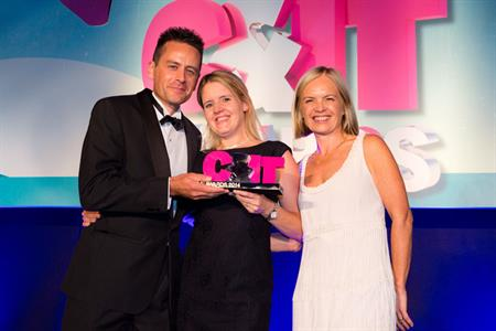 C&IT Awards winners: Teambuilding Event of the Year